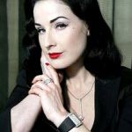 Dita von Teese - Available for TV advertising campaigns at Useful TV.