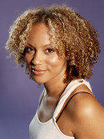 Angela Griffin at Useful TV Celebrity Endorsement