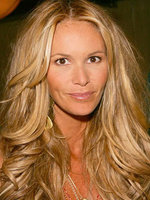 Elle Macpherson at Useful TV Celebrity Endorsement