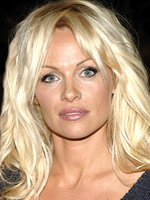 Pamela Anderson at Useful TV Celebrity Endorsement