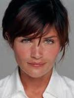 Helena Christensen at Useful TV Celebrity Endorsement