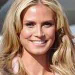Heidi Klum at Useful TV