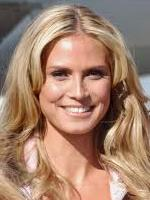 Heidi Klum at Useful TV Celebrity Endorsement