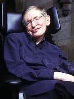 Stephen Hawking at Useful TV Celebrity Endorsement