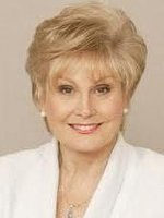 Angela Rippon OBE at Useful TV Celebrity Endorsement