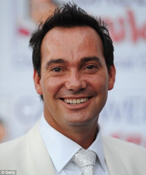 Craig Revel Horwood Celebrity Endorsement