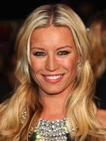 Denise Van Outen Celebrity Endorsement