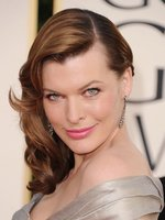Milla Jovovich at Useful TV Celebrity Endorsement